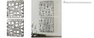 Uttermost Alita Squares Wall Art, Set of 2