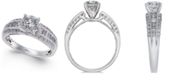 Macy's Diamond Engagement Ring (1-3/4 ct. t.w.) in 14k White Gold
