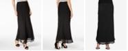 Alex Evenings Maxi Skirt, Regular & Petite Sizes