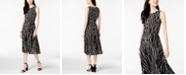 Jessica Howard Printed Midi Dress
