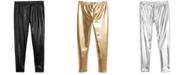 fa267cc5fa0ab Epic Threads Big Girls Faux Leather Leggings, Created for Macy's ...