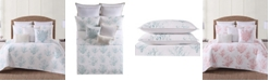Oceanfront Resort Cove Full/Queen Quilt Set