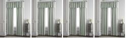 "Colcha Linens Cambric Seafoam Lined Drapery Panel 52""x84"" - Each"