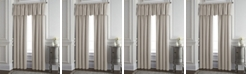 "Colcha Linens Cambric Natural Lined Drapery Panel 52""x84"" - Each"