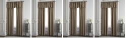 "Colcha Linens Cambric Walnut Lined Drapery Panel 52""x84"" - Each"