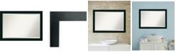 Amanti Art Tribeca 40x28 Bathroom Mirror