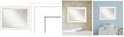 Amanti Art Craftsman 33x27 Bathroom Mirror
