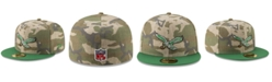 New Era Philadelphia Eagles Vintage Camo 59FIFTY FITTED Cap