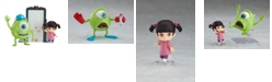 Ultra Tokyo Good Smile Monsters, Inc. Mike And Boo Deluxe Dx Version Nendoroid Action Figure Set