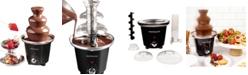 Nostalgia 3-Tier 1.5-Pound Chocolate Fondue Fountain