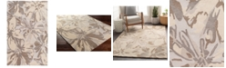Surya Athena ATH-5148 Light Gray 4' x 6' Area Rug