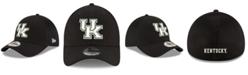 New Era Kentucky Wildcats Black White Neo 39THIRTY Cap