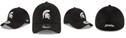 New Era Michigan State Spartans Black White Neo 39THIRTY Cap