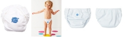 Splash About Baby and Toddler Cotton Swim Diaper Wrap-Under Diaper
