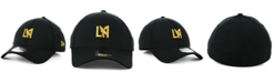 New Era Los Angeles Football Club Team Classic 39THIRTY Stretch Fitted Cap