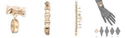Juicy Couture Woman's 1040GPCH Charm Bracelet Watch