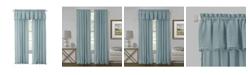 Achim Wallace Rod Pocket Window Curtain Panel, 52x63