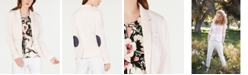 Tommy Hilfiger Sweatshirt Elbow-Patch Blazer, Created for Macy's