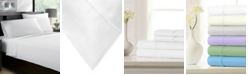 Ella Jayne 100% Cotton Sateen 500 Thread Count 4-Piece Sheet Set - Queen