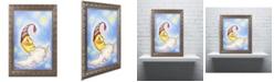 "Trademark Global Jennifer Nilsson Sweet Dreams to You Ornate Framed Art - 16"" x 20"" x 0.5"""