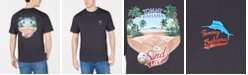 Tommy Bahama Men's Big & Tall Sand Lot Graphic T-Shirt