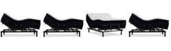 """Stearns & Foster Estate Cassatt 15"""" Luxury Firm Euro Pillow Top Mattress - Queen"""