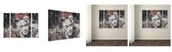 "Trademark Global Ines Kouidis 'Armas de Mujer' Multi Panel Art Set Small - 32"" x 24"" x 2"""