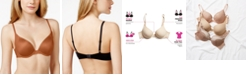 Maidenform Natural Boost Add-a-Size Shaping Underwire Bra 9428