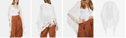 BCBGeneration Crocheted Wrap Scarf