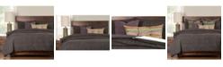 Siscovers Steele Grey 5 Piece Twin Luxury Duvet Set
