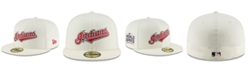 New Era Cleveland Indians Vintage World Series Patch 59FIFTY Cap