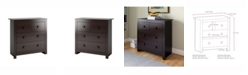 Corliving Distribution CorLiving Madison Chest of Drawers
