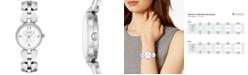 kate spade new york Women's Annadale Stainless Steel Bracelet Watch 30mm