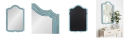 Kate and Laurel Abrianna Decorative Vintage Wall Mirror
