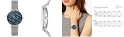 Skagen Women's Aaren Stainless Steel Mesh Bracelet Watch 36mm