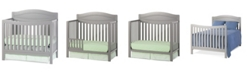 Child Craft Dresden 4 in 1 Convertible Crib