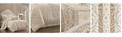 J Queen New York J Queen Milano Sand King Comforter Set