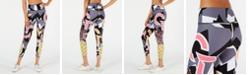Calvin Klein Pineapple-Print High-Waist Leggings