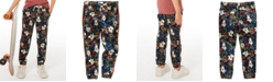 Epic Threads Little Boys Floral-Print Twill Pants, Created for Macy's