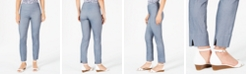 Charter Club Petite Tummy-Control Skinny Pants, Created for Macy's