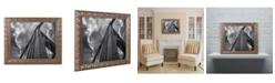 "Trademark Global Jason Shaffer 'Andy Warhol Bridge' Ornate Framed Art - 14"" x 11"""