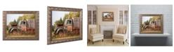 """Trademark Global Jason Shaffer 'Findlay Truck' Ornate Framed Art - 20"""" x 16"""""""