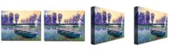 "Trademark Global David Lloyd Glover 'Magic Moments' Canvas Art - 32"" x 24"""