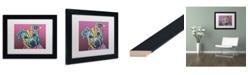 """Trademark Global Dean Russo 'Liberty Bell 3' Matted Framed Art - 11"""" x 14"""""""