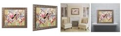 "Trademark Global Natasha Wescoat '004' Ornate Framed Art - 11"" x 14"""