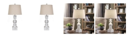 """Crestview Collection 25"""" Table Lamp"""