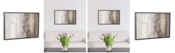 "iCanvas Glitter Rain I by Jennifer Goldberger Gallery-Wrapped Canvas Print - 18"" x 26"" x 0.75"""