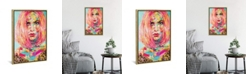 """iCanvas Christy by Kate Tova Gallery-Wrapped Canvas Print - 40"""" x 26"""" x 0.75"""""""