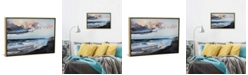 """iCanvas Outer Bank Clouds Nc by David Shingler Gallery-Wrapped Canvas Print - 18"""" x 26"""" x 0.75"""""""