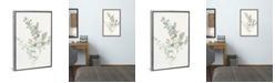"""iCanvas Eucalyptus Ii by Danhui Nai Gallery-Wrapped Canvas Print - 26"""" x 18"""" x 0.75"""""""